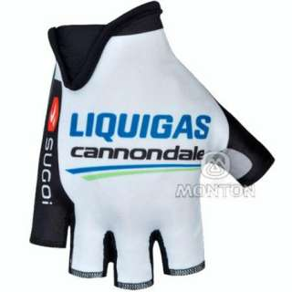 2012 BMX Cycling Bike Bicycle Half Finger Gloves Size M  XL White