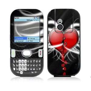 Devil Heart Decorative Skin Cover Decal Sticker for Palm