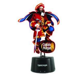 Captain Morgan Pose Neon Lamp Light Sculpture Sign Home & Kitchen