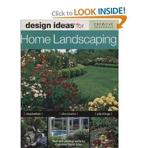 Design Ideas for Home Landscaping [Paperback]: Ms