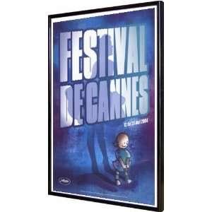 Cannes Film Festival 11x17 Framed Poster