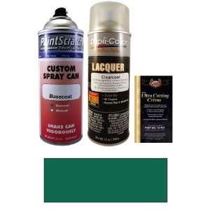 12.5 Oz. Emerald Green Pearl Metallic Spray Can Paint Kit