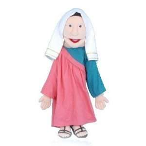 Miriam Deluxe Christian Full Body Puppet (S2620) Toys & Games