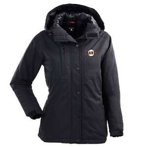 San Francisco Giants Womens Trek Jacket by Antigua