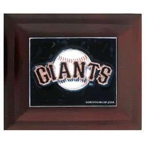 San Francisco Giants Lined Large Team Gift Box   MLB Baseball Fan Shop
