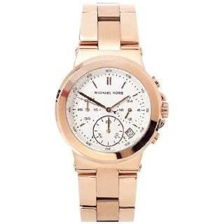 Michael Kors Watches Michael Kors Ladies Rose Gold Chronograph