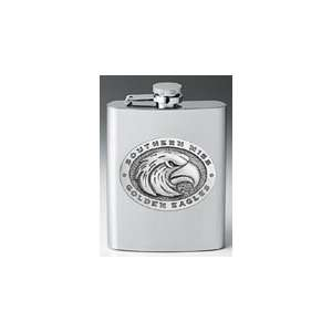 Southern Miss Golden Eagles Flask