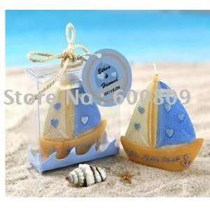 24pcs the love boat candles valentines day candles wedding candles