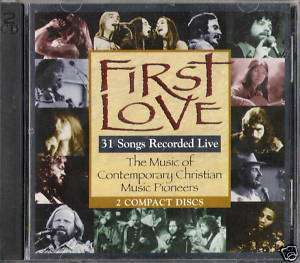First Love 31 Songs Recorded Live 2CD Set (New Sealed)* 026297160524
