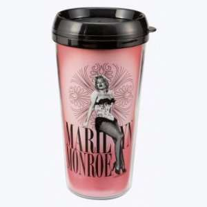 Marilyn Monroe Pink Travel Mug *SALE*