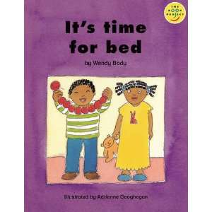 Time for Bed Pack of 6 (Longman Book Project) (9780582334809) Books