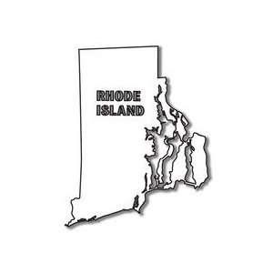 Rhode Island   Laser Cut   State Shape Arts, Crafts & Sewing