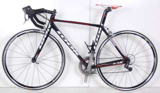 LOOK 595 CARBON ROAD BIKE SHIMANO DURA ACE BICYCLE FSA BONTRAGER SCOTT
