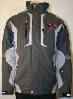NEW MENS SKI/SNOWBOARD SPYDER ANDERMATT JACKET M/40/50