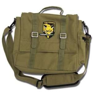 Messenger Bag   Metal Gear Solid 3   Fox hound: Toys