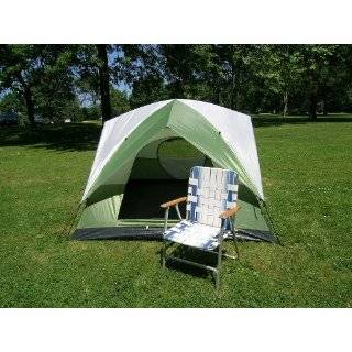 Three Person Camping Dome Tent 7 Feet X 7 Feet One Touch Set Up