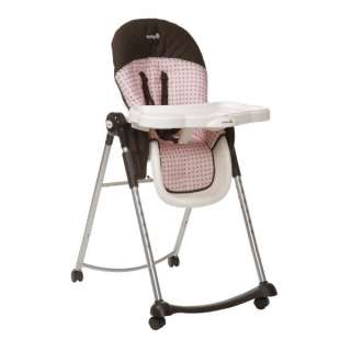 Safety 1st AdapTable Deluxe Baby/Child High Chair  Rose 884392560676