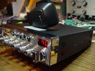 SSB CB RADIO, TECH TUNED W/HIGH RECEIVE, LOUD & POWERFUL OUTPUT