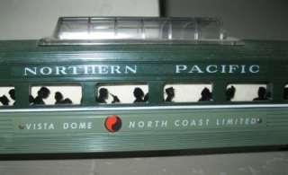 Flyer AC Gilbert Train Northern Pacific Passenger Coach Vista Dome 902