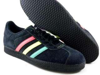 Adidas Gazelle 2 Star Wars Boba Fett Rasta Black Walking Sneakers Men