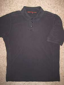 11 Tactical Series Polo shirt (Mens Medium) Black