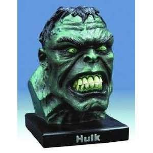 Alex Ross Incredible Hulk Head Mini Bust Toys & Games