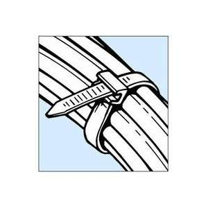 Ideal Industries 15 659   Ideal Industries Cable Ties, 50 lbs. Tensile