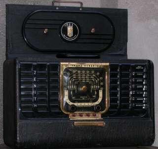 Transoceanic 6 Band Shortwave SW Tube Radio 5G40 Chassis AC/DC