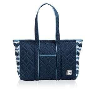 Shibori Blue Takin Care of Business