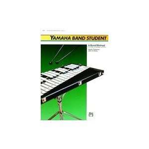 Alfred Publishing 00 3939 Yamaha Band Student, Book 2