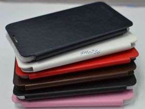New OEM Flip Case cover for Samsung Galaxy Note N7000 I9220 * 6 Colors