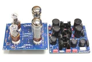Single end Tube Amplifier 10W+10W DIY Kit (Stereo)   No Tube