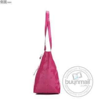 Tote Shopper Shoulder bag Womens Handbag Faux Leather