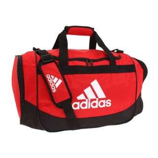 Adidas Defender Medium Duffel Bag Red/ Black 5122680