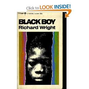 a literary analysis of the black boy richard wright