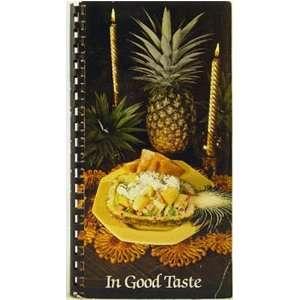 In Good Taste Jean Woodruff Laliberte Books