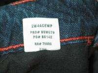 Big Star Jeans ACE Dark Wash Sz 27 Cute