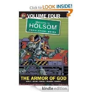 The Armor of God 4 (Welcome to Holsom) Craig Schutt