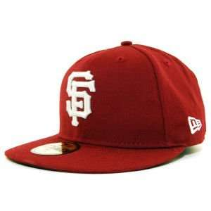 San Francisco Giants 59Fifty MLB C Dub Hat