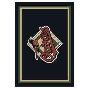 Milliken MLB Baltimore Orioles Team Logo 1017 Rectangle 7