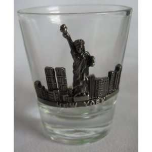 New York City Souvenir Shot Glass Everything Else