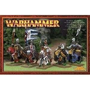 Warhammer: Bretonnian Grail Knights: Toys & Games