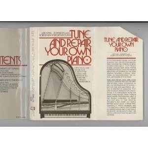 running repair of the piano (9780156914680) Michael Johnson Books