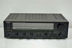 Kenwood AM FM Stereo Receiver Tuner Amplifier Amp KR 920B