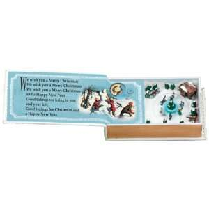 com Mr. Christmas Mini Mini Song Books  We Wish You a Merry Christmas