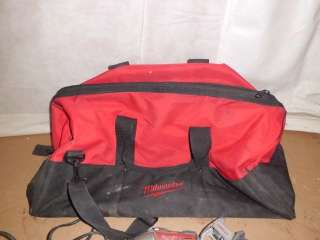 MILWAUKEE M18 CORDLESS POWER TOOL KIT & BATTERY CHARGER