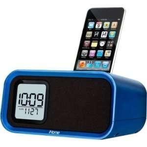 com iHome iH22 Speaker System   Blue. DUAL ALARM CLOCK SPEAKER SYSTEM