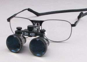 Brand New Surgical Dental Medical 2.5X Loupes magnifier glasses