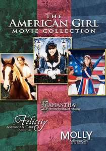 American Girl DVD, 2006, 3 Disc Set