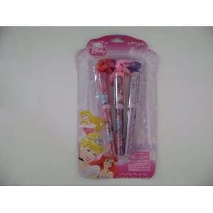DISNEY PRINCESS BIRTHDAY PARTY FAVOR ROPE PENS (COLORS